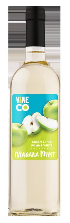 Vineco 2020 Niagara Mist Green Apple