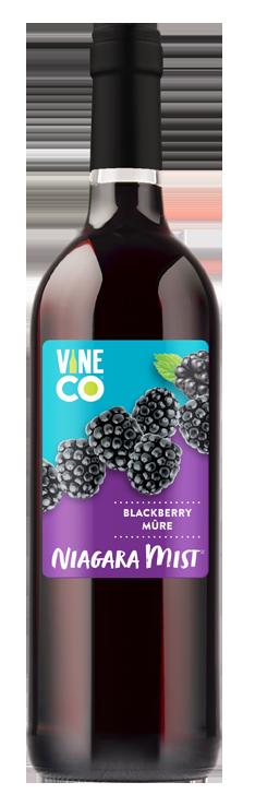 Vineco 2020 Niagara Mist Blackberry