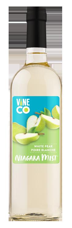 Vineco 2020 Niagara Mist White Pear
